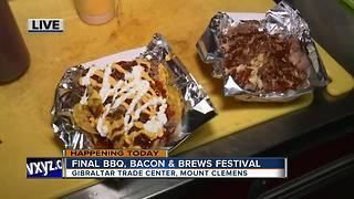 BBQ, Bacon & Brews 2017 - Video