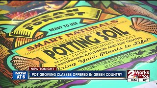 Pot-growing classes offered in Green Country