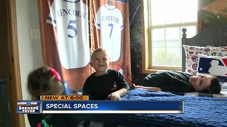 Non-profit brings Brewers home to boy battling cancer