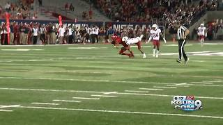 Friekh and Poindexter to return to Arizona Football next year - Video