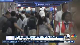 Fort Lauderdale Airport shooting, one year later - Video