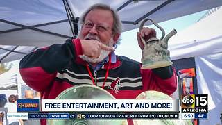 Free things to do this weekend in the Valley - Video