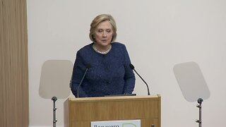 Is the Clinton foundation facing money troubles?