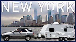 How to visit New York with an RV: World Trade Center, The High Line and more - Traveling Robert