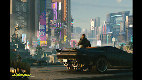 Cyberpunk 2077 Patch 1.2 delayed due to recent CD Projekt cyber attack