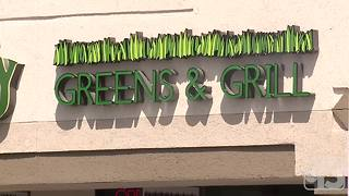 Greens and Grill gets second C grade on Dirty Dining - Video