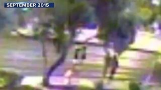 Las Vegas police still looking for men who shot woman 2 years ago - Video