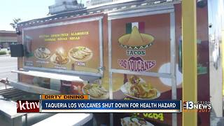 Dirty Dining: Winchell's Donuts, China Star and a taco truck - Video