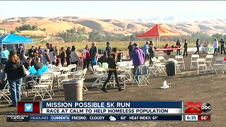 Mission Possible 5K run helping local homeless population