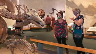 Denver Museum of Nature & Science reopens today