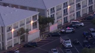 Las Vegas police investigating after one fatally shot near Bonanza, Tonopah Drive - Video