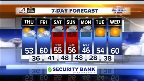 41 Action Weather Update