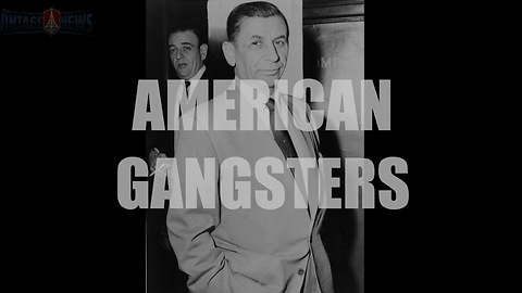 The most notorious American Gangsters of the Prohibition Era