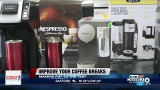 Consumer Reports: Improving your coffee break