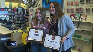 Kewaunee teacher wins local favorite teacher contest - Video