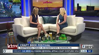 New Vista Brew's Best Craft Beer Festival takes over Downtown Summerlin