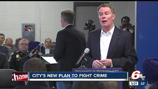 City of Indianapolis hopes its new Community Resource District Councils will help curb crime in neighborhoods - Video