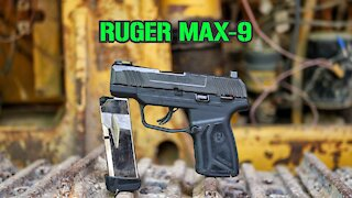 Ruger MAX-9 : TTAG Range Review