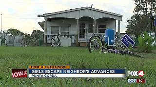 Punta Gorda Man Accused of Targeting Young Girls - Video