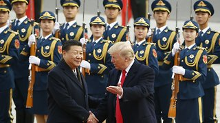 President Trump Pushing For More Punitive Tariffs On Chinese Imports