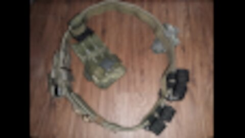 BDS Modular Shooters Belt