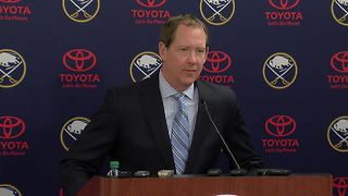 02/01 Housley addresses media after loss - Video