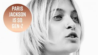 The most teenage quotes from Paris Jackson's I-D shoot - Video