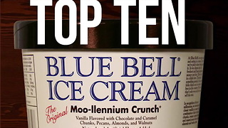 The 10 Best Blue Bell Ice Cream Flavors