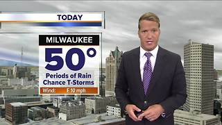 Meteorologist Brian Niznansky's Monday morning Storm Team 4cast - Video