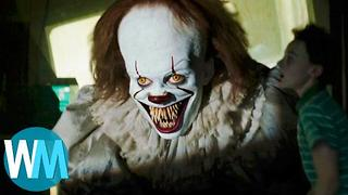 Top 10 Scariest Scenes From IT - Video