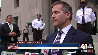 Criminal case against Greitens dismissed - Video