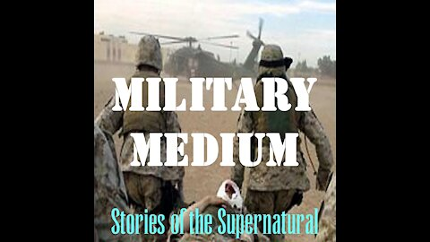 The Military Medium | Interview with Dean McMurray | Stories of the Supernatural