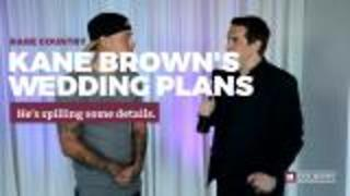 Kane Brown's Wedding Plans - Video