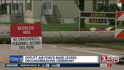 Offutt Groundbreaking Ceremony