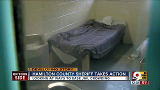 Hamilton County Sheriff Jim Neil considering reopening Queensgate facility to remedy overcrowding - Video