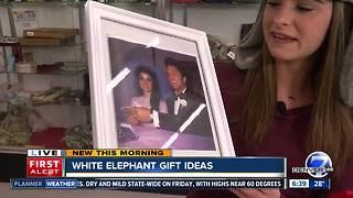 White elephant gift ideas for holiday parties - Video