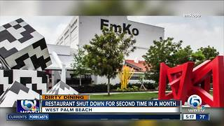 Dirty Dining: West Palm Beach restaurant shut down second time since April - Video