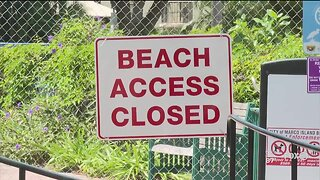 Marco Island is about to reopen its beaches as COVID-19 case in Collier County grow