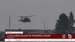 2 soldiers killed in training crash