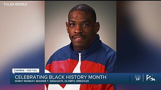 Black History Month: Olympic Gold Medalist And Tulsa Native Kenny Monday