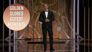 3 Best Golden Globes moments caught on social media - Video