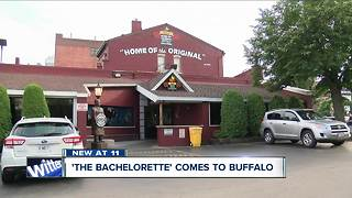 'The Bachelorette' comes to Buffalo - Video