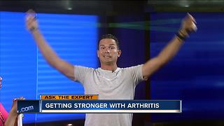Ask the Expert: Exercising with joint pain - Video