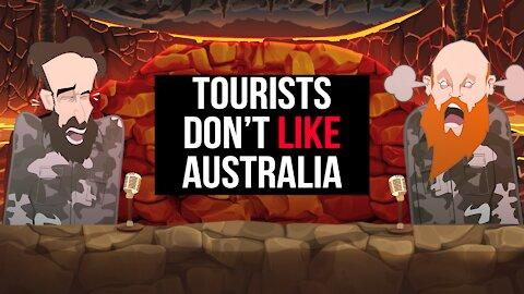TOURISTS DON'T LIKE AUSTRALIA ||BUER BITS||