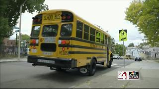 It's time to remind your kids about school bus safety - Video