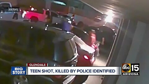 New information released on officer-involved shooting in Glendale