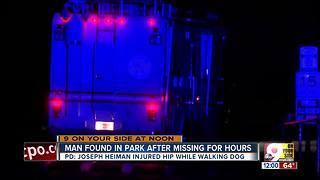 Man found at Miami Meadows Park after missing for hours - Video