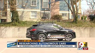 Researchers say autonomous cars could make transit safer, more eco-friendly