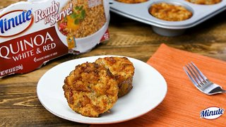 Minute® Quinoa & Sausage Breakfast Muffins - Video