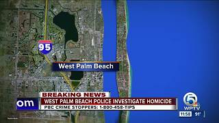 Homicide investigated in West Palm Beach after 33-year-old woman dies - Video